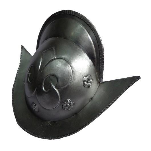 Spanish Comb Morion Helmet Medieval Conquistadors Armour