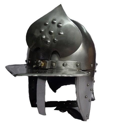 Buy European Polish Hussar Helmet Medieval Armor Replica